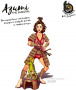 Hot & Dangerous: Azumi, the Samurai (28 mm)