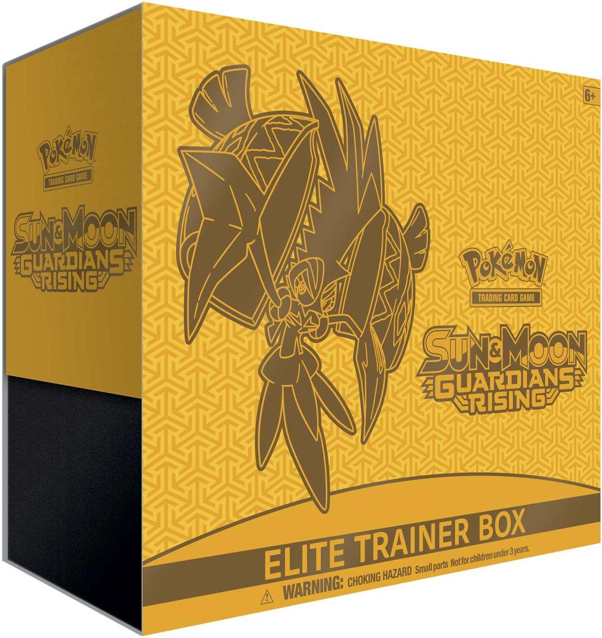 Pokemon TCG: Sun & Moon Guardians Rising - Elite Trainer Box