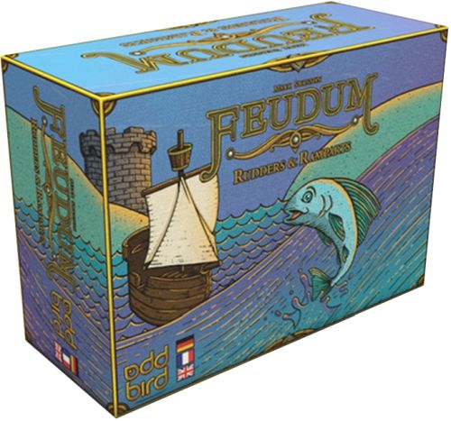 Feudum: Rudders & Ramparts - Kickstarter Edition