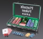 Pro Poker Alu-Case - 300 żetonów 14g