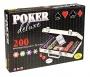 Poker Deluxe 200 żetonów 11,5g