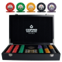 Texas Hold'em Luxury Poker Set 300 - Cartamundi