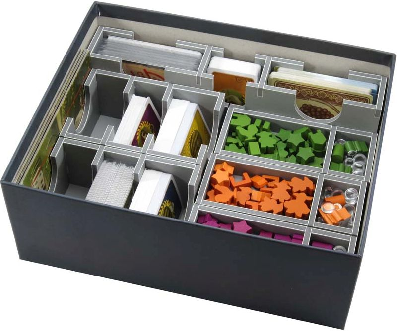 Folded Space: Board Game Organiser - Viticulture Essential Edition