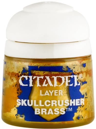 Citadel Layer - Skullcrusher Brass