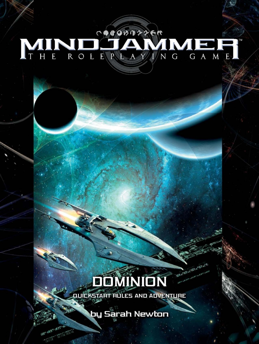 Mindjammer - Dominion - Quickstart Rules and Adventurte