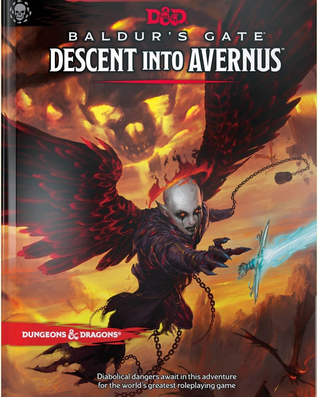 D&D 5.0: Baldur's Gate - Descent Into Avernus