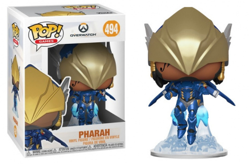 Funko POP Games: Overwatch - Pharah (Victory Pose)