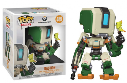 "Funko POP Games: Overwatch 6"" - Bastion"
