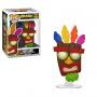 Funko POP Games: Crash Bandicoot - Aku Aku