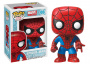 Funko POP Marvel Bobble: Spider-Man
