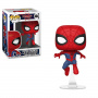 Funko POP Marvel Bobble: Spider-Man Animated - Peter Parker