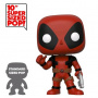 """Funko POP Marvel: 10"""" Deadpool - Thumb Up Red Deadpool"""