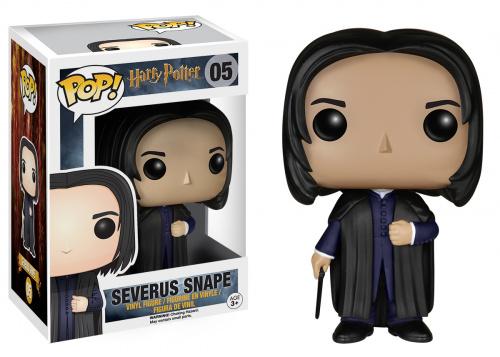 Funko POP Movies: Harry Potter - Severus Snape