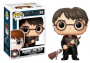 Funko POP Movies: Harry Potter - Harry Potter w/ Firebolt