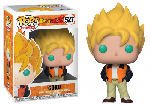 Funko POP Animation: Dragonball Z - Goku (Casual)