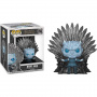 Funko POP Deluxe: Game of Thrones S10 - Night King Sitting on Throne