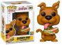 Funko POP Animation: Scooby Doo- Scooby Doo w/ Sandwich