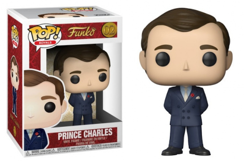 Funko POP Icons: Royal Family - Prince Charles