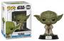 Funko POP Star Wars Bobble: Clone Wars - Yoda