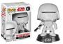 Funko POP Star Wars Bobble: E8 - First Order Snowtrooper