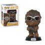 Funko POP Star Wars Bobble: Solo - Chewbacca w/ Goggles
