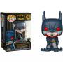 Funko POP DC: Batman 80th - Red Rain Batman (1991)