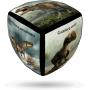 V-Cube 2 Dinozaury (2x2x2) wyprofilowana
