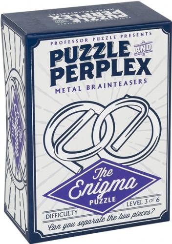 Professor Puzzle - Puzzle & Perplex - The Enigma